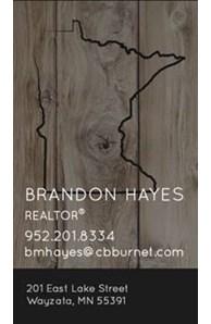 Brandon Hayes