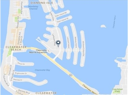 Map Of Clearwater Beach Florida.Island Estates Office Clearwater Beach Fl Coldwell Banker
