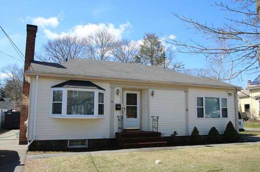 Home For Sale On  Summer Street Saugus Ma