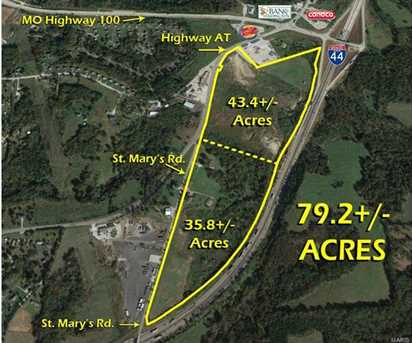 124 Highway At & 132 St Mary's Rd - Photo 1