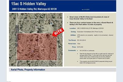 2491 S Hidden Valley Road - Photo 1