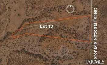 Lot 13 Sonoita Springs Ranch Rd #13 - Photo 2