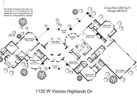 1132 W Vistoso Highlands Drive - Photo 36