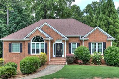 Phenomenal 34 N Hampton Drive White Ga 30184 Home Interior And Landscaping Pimpapssignezvosmurscom