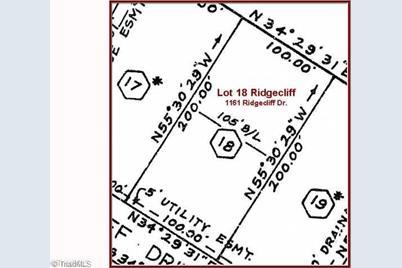 1161 Ridgecliff Drive - Photo 1