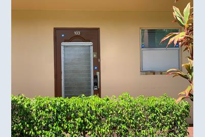 8951 Sunrise Lakes Boulevard, Unit #103 - Photo 1