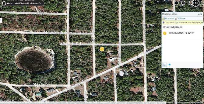 00000 Nell Rd.,Interlachen, Fl.32148 Road - Photo 2