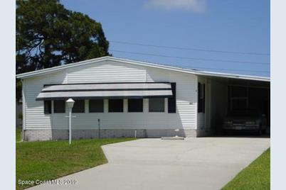 Barefoot Bay Fl Map 502 Barefoot Blvd, Barefoot Bay, FL 32976   MLS 849699   Coldwell