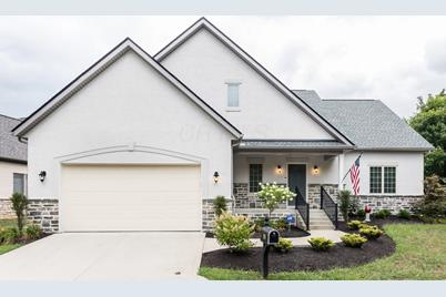 Surprising 534 Meadowsweet Place Gahanna Oh 43230 Home Interior And Landscaping Dextoversignezvosmurscom