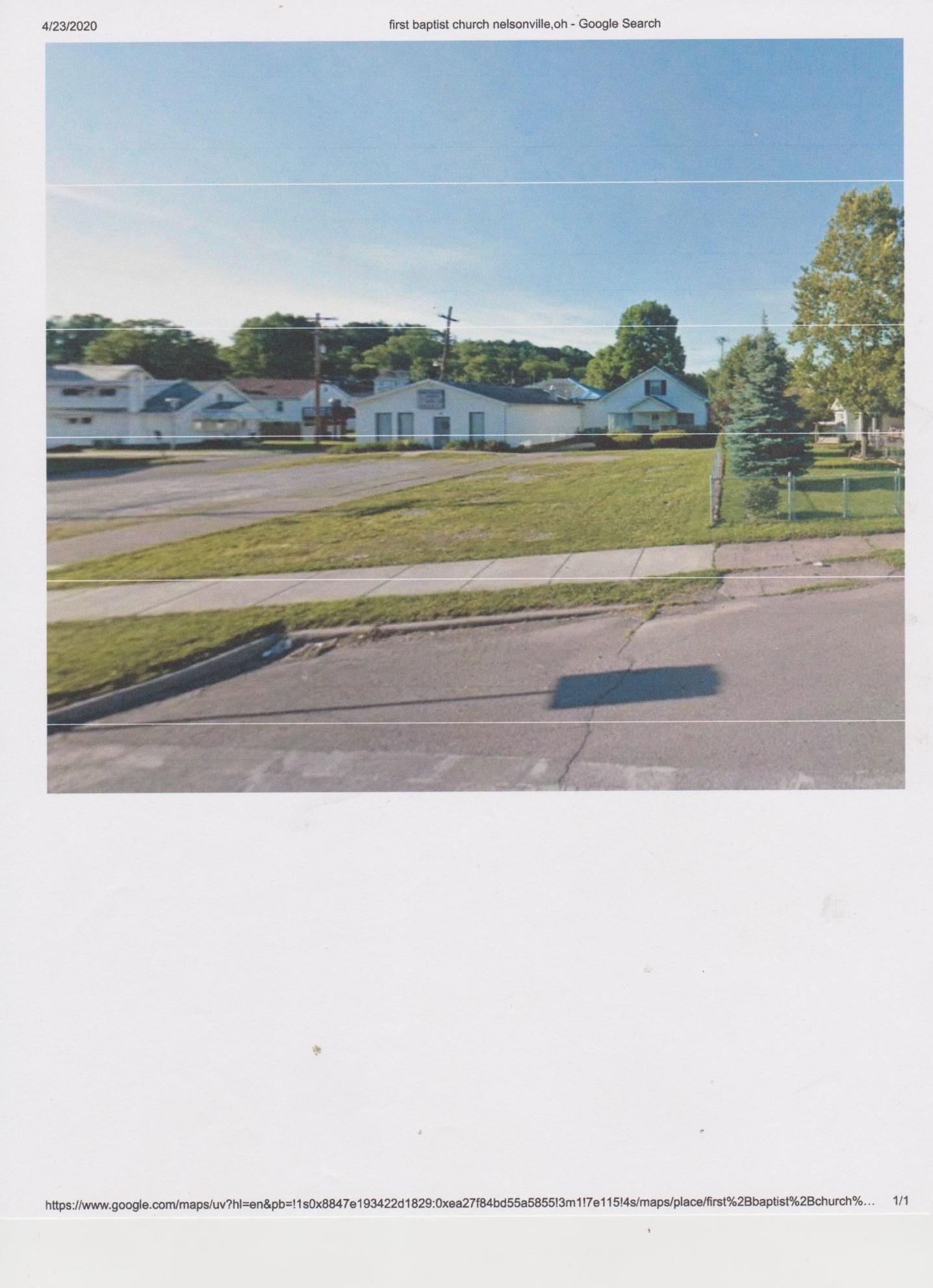 312 Columbus St, Nelsonville, OH 45764