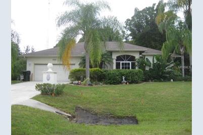 5722 N Cranberry Blvd, North Port, FL 34286