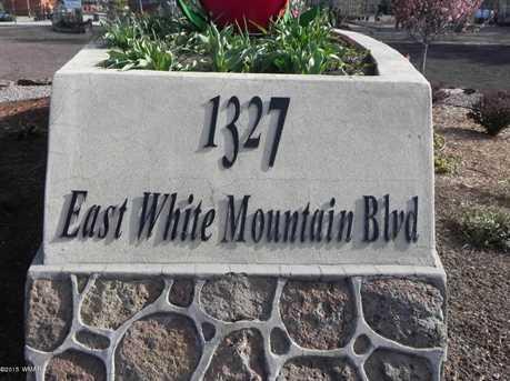 1327 E White Mountain Boulevard - Photo 4