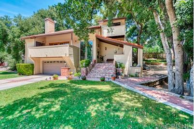 23711 La Salle Canyon Road Newhall Ca 91321