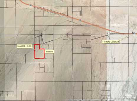 0 199.54 Acres Ford Dry Lake - Photo 1