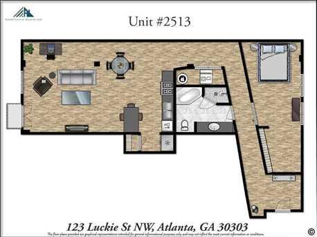 123 Luckie Street #2513 - Photo 34