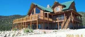 880 Acres Blue Mountain - Photo 1