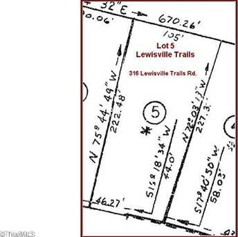 316 Lewisville Trail Road - Photo 1