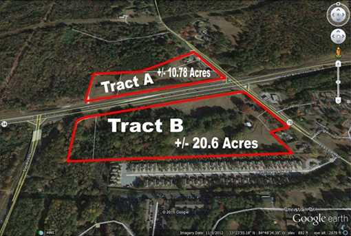 0 Corner Roscoe Rd NW and Sr 34 Bypass #TRACT B - Photo 1