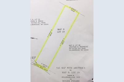 00 Patten Hill Rd #Map 9 lot 19, Hillsboro, NH 03244 - MLS 4664849 ...