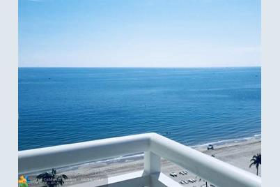 3900  Galt Ocean Dr, Unit #1103 - Photo 1