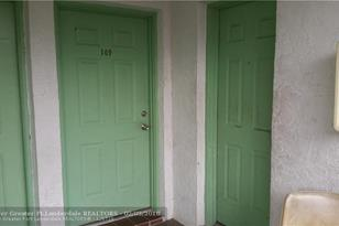 5820 NW 17th Pl, Unit #109 - Photo 1
