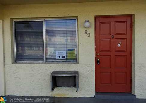 1818 E Oakland Park Blvd, Unit # 89 - Photo 1