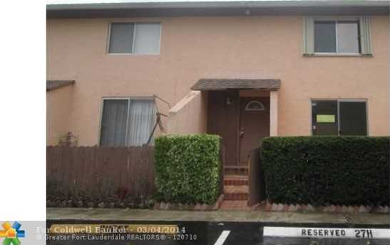 1727 NW 80th Ave, Unit # H - Photo 1