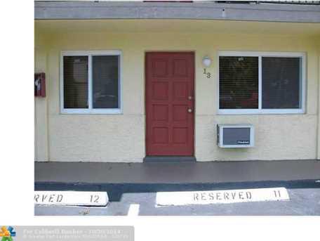 1810 E Oakland Park Blvd, Unit # 13 - Photo 1