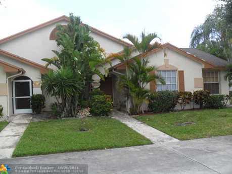 9385 S Boca Gardens Cir S, Unit # D - Photo 1