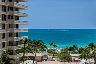 9801 Collins Ave #8T - Photo 1