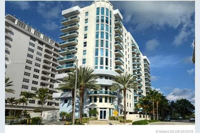 9201 Collins Ave #921 - Photo 1