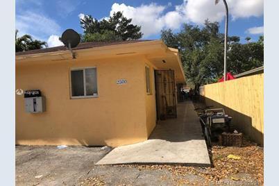 Fine 2500 Nw 23Rd Ave Miami Fl 33142 Download Free Architecture Designs Grimeyleaguecom
