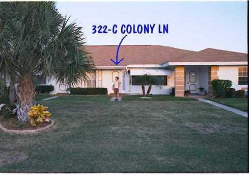 322 Colony Lane Unit #c - Photo 1