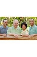 Mike, Henry, Carmen & Steve Ohlmeyer