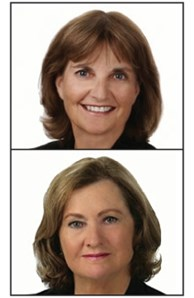 Elaine Hedleston/Linda Rose Team