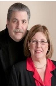 Bob and Richelle Ward
