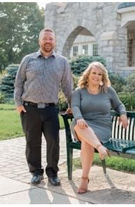 Josh Clelan and Jennifer Prol Team